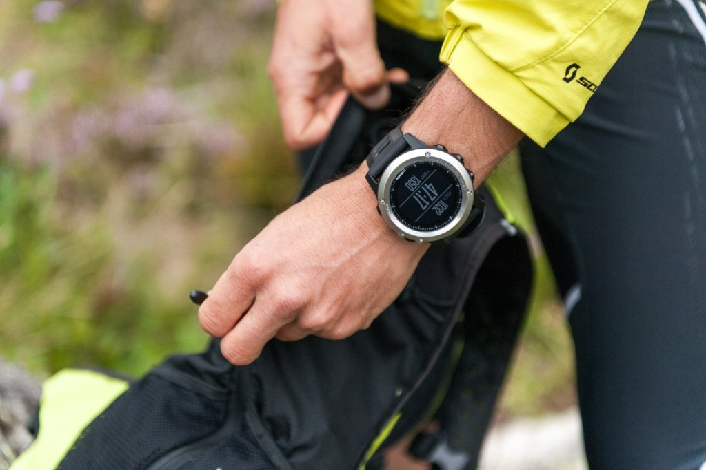 Reloj de trail running: Garmin Fenix 3 vs Suunto Ambit 3 Peak